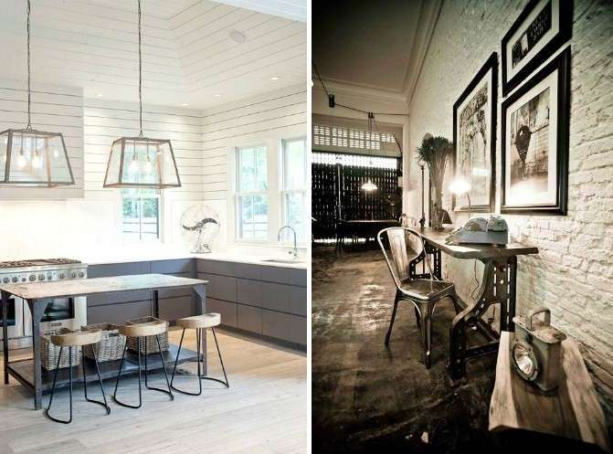 Arredo stile industriale foto design mag for Idee per arredare casa stile country