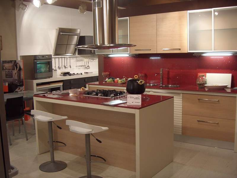 cucina con isola by gronchi