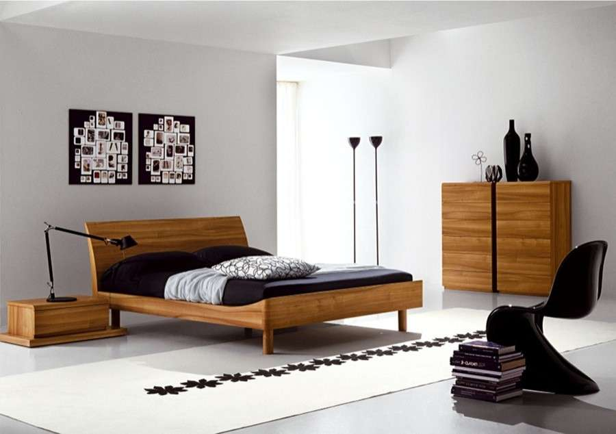 Appendere i quadri in camera da letto foto 7 40 design mag - Quadri camera letto ...