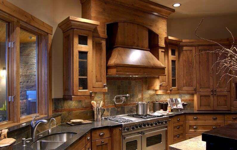 Awesome Cucina Legno Grezzo Gallery - Skilifts.us - skilifts.us