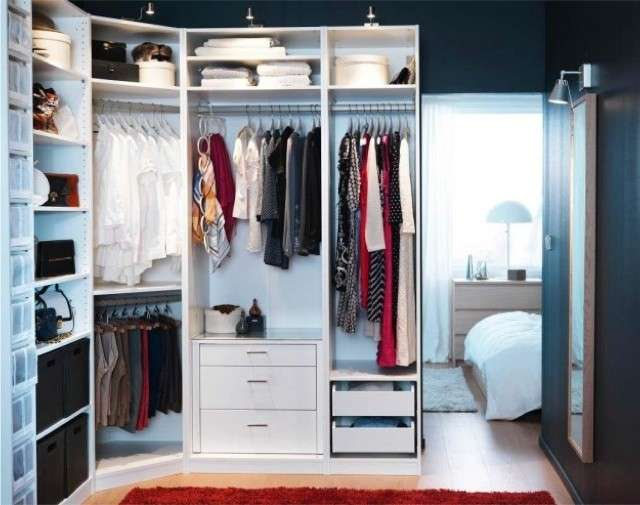 Creare Cabina Armadio Ikea : Attrezzare cabina armadio schema cabine armadio with attrezzare