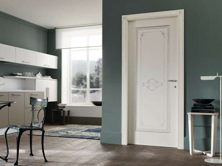Porte per interni foto 12 40 design mag - Porte a soffietto colorate ...