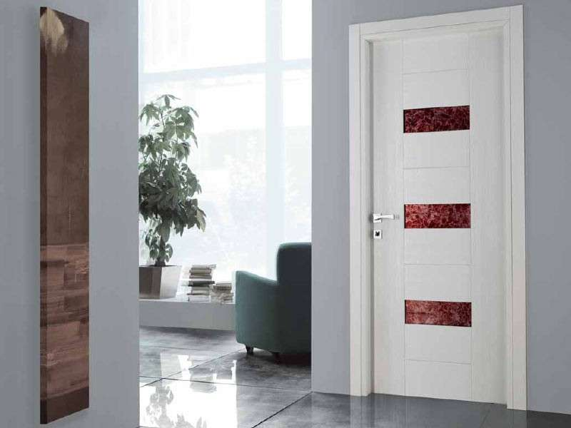 Porte per interni foto design mag - Porte a soffietto colorate ...