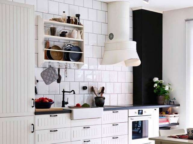 Beautiful Mensole Per Cucina Ikea Gallery - Home Interior Ideas ...