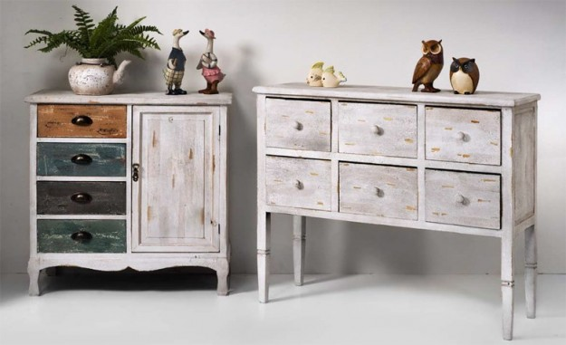 Come decorare una vecchia credenza foto 7 40 design mag for Restaurare casa fai da te