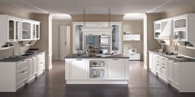 Arredare una cucina all 39 americana foto 16 40 design mag for Cucina all americana