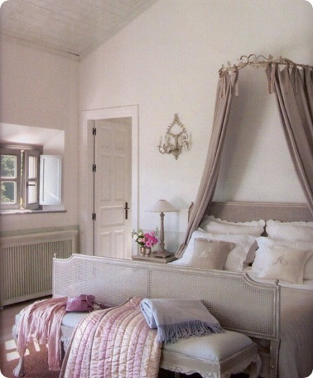 Arredare una camera da letto romantica foto design mag - Camera da letto shabby ...