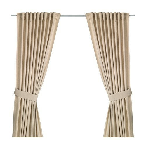 Tenda beige per camera da letto ikea - Tenda camera letto ...