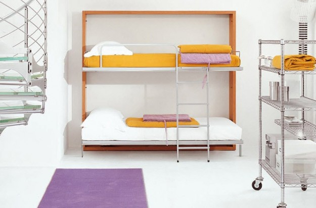 Beautiful Letto A Castello A Scomparsa Ikea Ideas - bakeroffroad ...
