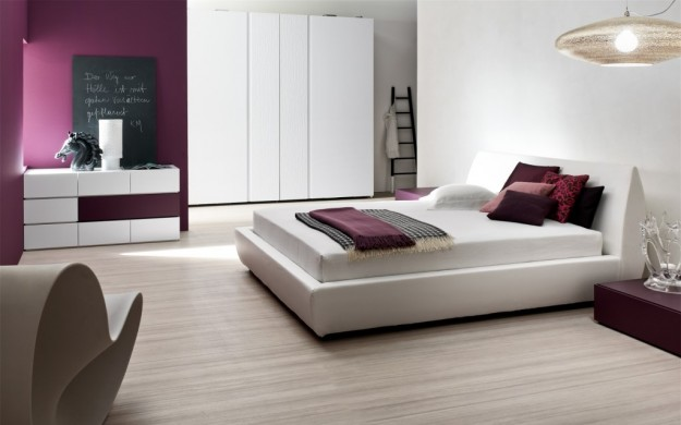 10 idee per arredare una camera da letto moderna design mag for Idee x arredare camera da letto