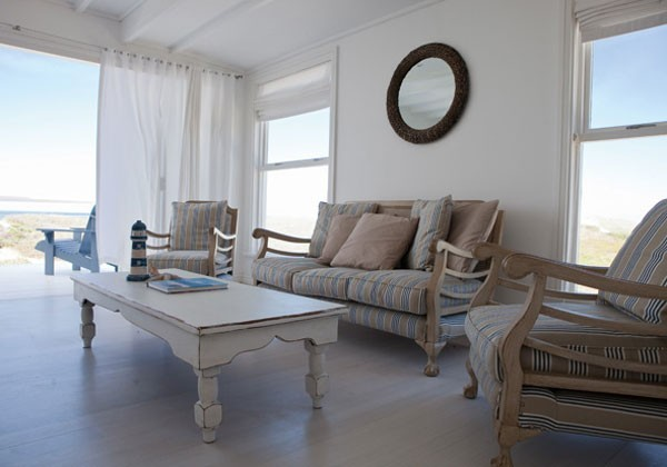 Stile shabby chic for Interni case al mare