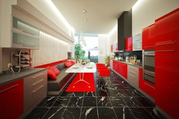 Le Pi Belle Cucine Moderne. Latest Awesome Cucine All Americana ...