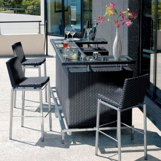 mobile bar da esterni. Black Bedroom Furniture Sets. Home Design Ideas