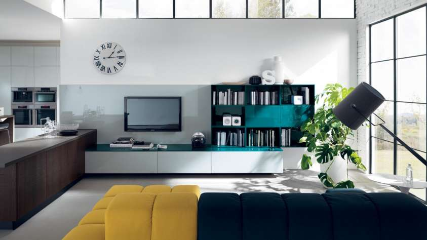 Scavolini Living catalogo