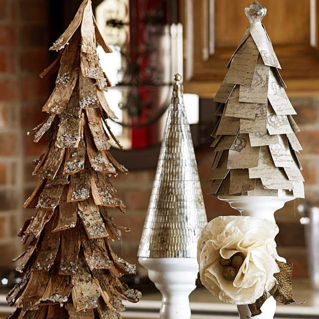 Alberi di natale country foto 12 21 design mag - Natale country decorazioni ...