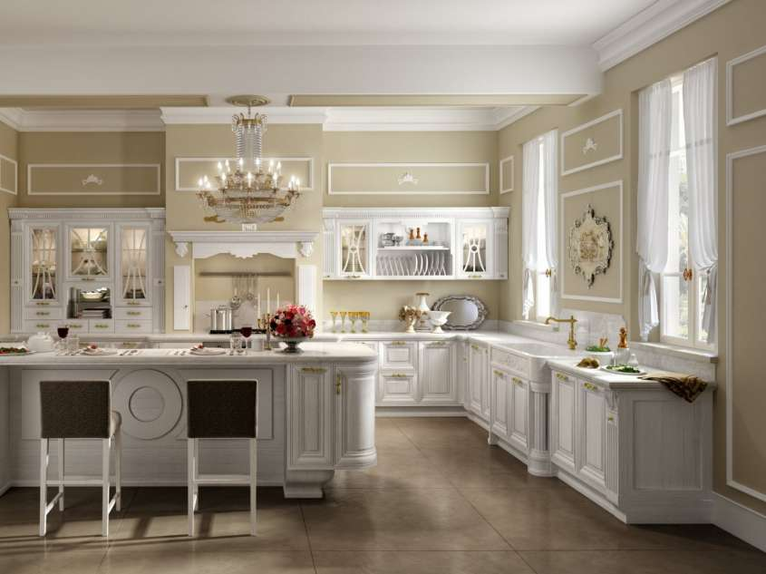 Arredare una cucina all 39 americana foto 29 40 design mag for Cucina all americana