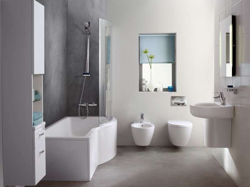 Vasche doccia combinate foto 7 40 design mag - Vasche da bagno ideal standard ...