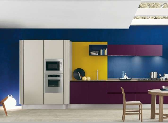 Awesome Tinte Pareti Cucina Pictures - Design & Ideas 2017 - candp.us