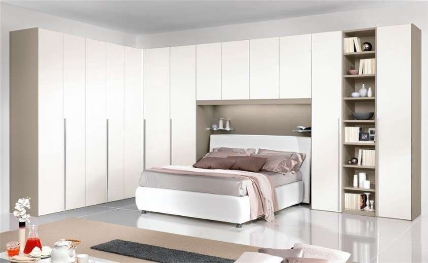 Camere da letto matrimoniali a ponte 2016 foto 7 40 for Mobile letto a scomparsa mondo convenienza