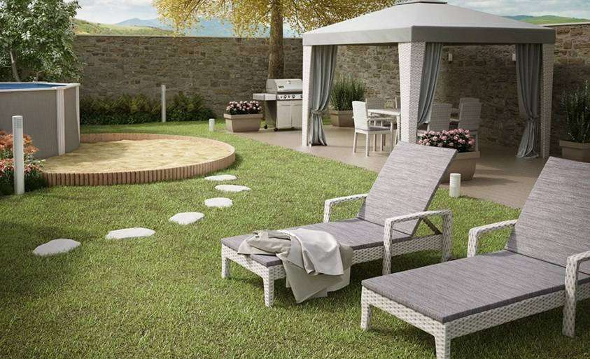 Catalogo leroy merlin giardino 2016 foto 24 40 design mag for Salottini da giardino
