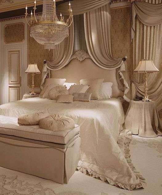 20 Gorgeous Luxury Bedroom Ideas: Idee Per Arredare La Camera Da Letto Con Il Color