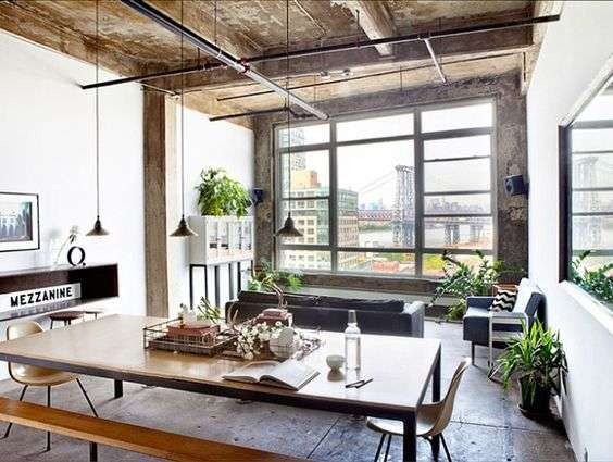 Idee per arredare un appartamento di 70 mq foto 4 21 design mag - Appartement new york brooklyn ...