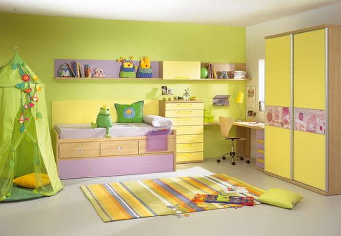 Come decorare un armadio per bambini: tante idee colorate per la ...
