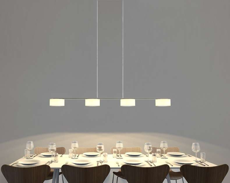lampadari per sala da pranzo foto design mag. Black Bedroom Furniture Sets. Home Design Ideas