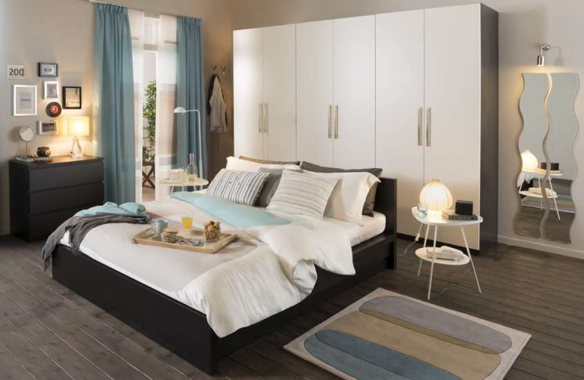 Arredamento casa low cost foto 7 43 design mag for Camera da letto arredamento