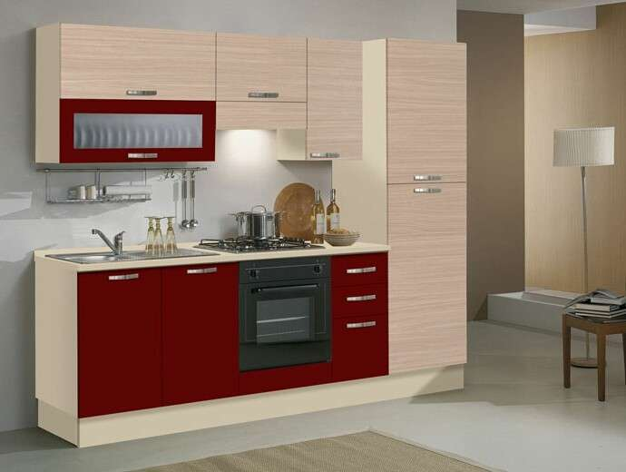 Arredamento casa low cost foto 26 43 design mag for Conforama cucine in offerta