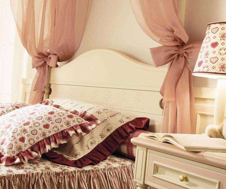 Camera da letto shabby shic foto 26 60 design mag - Camera da letto shabby ...