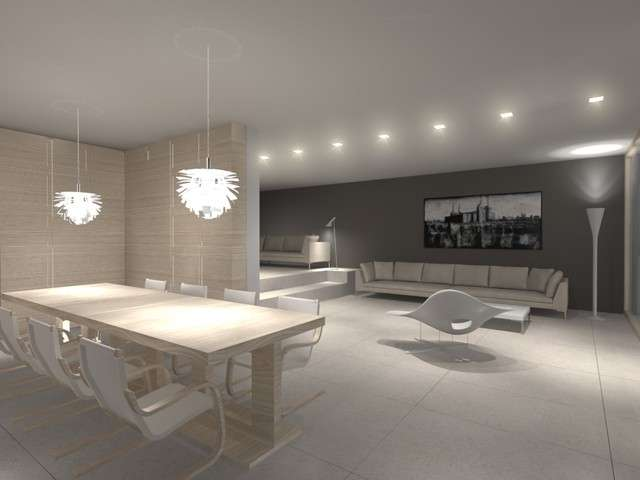 Illuminazione led per interni foto design mag for Luci a led per interni casa