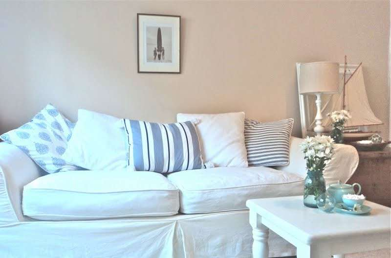 Come arredare la casa al mare in stile shabby chic  Design Mag