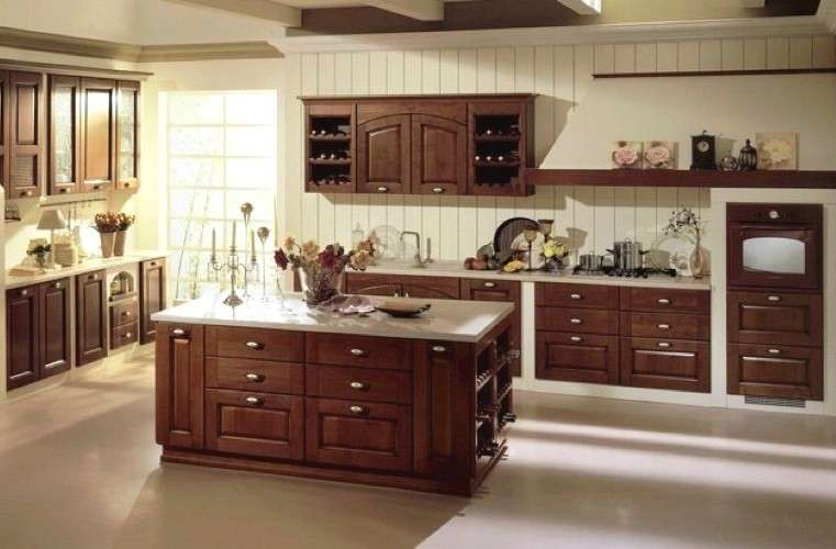 Beautiful Cucine In Muratura Con Isola Centrale Photos - harrop.us ...