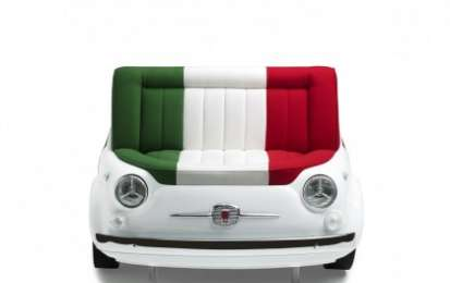 Meritalia Fiat 500 Design Collection