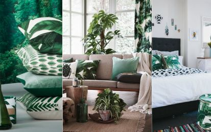 Arredare casa con le palme in estate: 7 idee da copiare