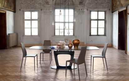 Calligaris design mag for Tavoli moderni calligaris