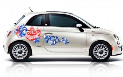 Fiat 500 First Edition sbarca in Cina
