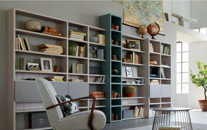librerie | design mag - Idee Salotto Studio