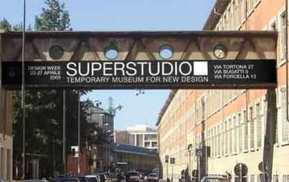 Superstudio pi milano design mag for Superstudio arredamento