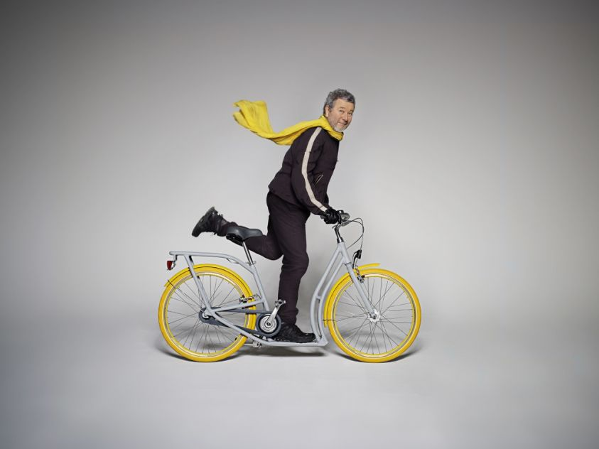 PIBAL by philippe starck e peugeot