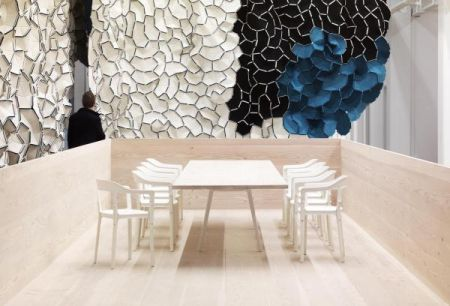 Bouroullec-Kvadrat-showroom-Clouds
