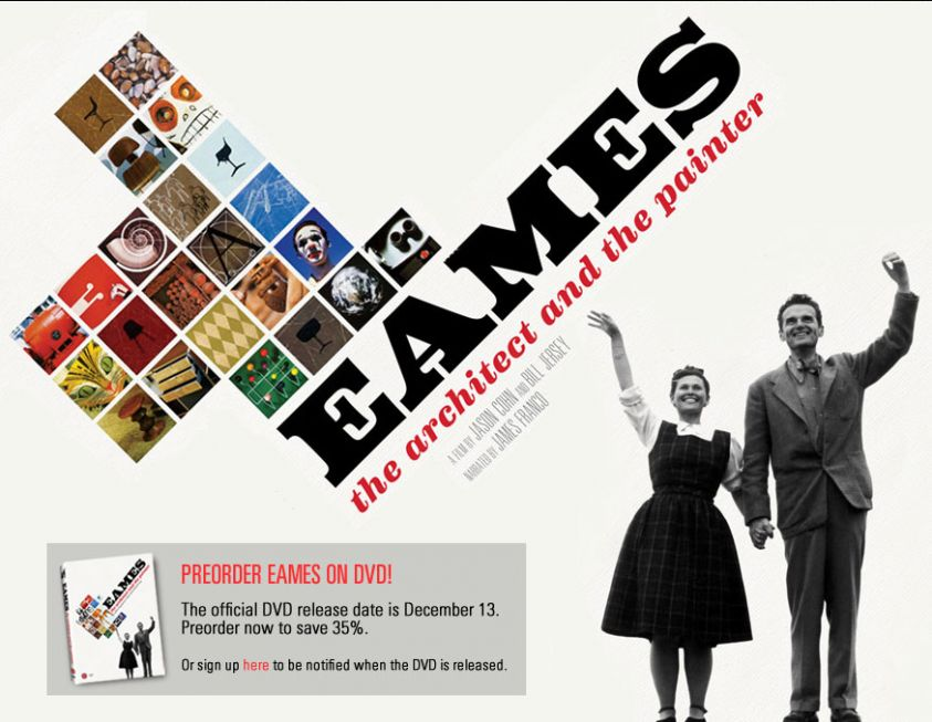 documentario design eames
