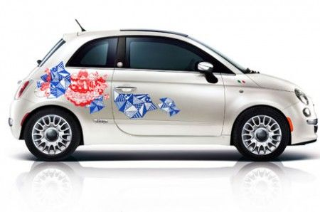 fiat 500 first edition
