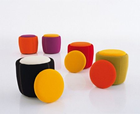 pouf candy calligaris