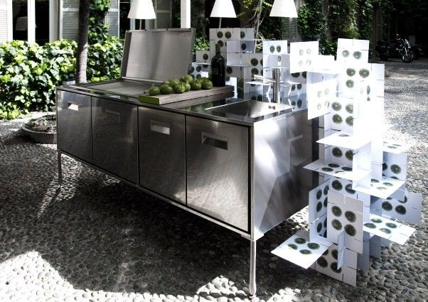 Arclinea, Artusi Outdoor by Antonio Citterio