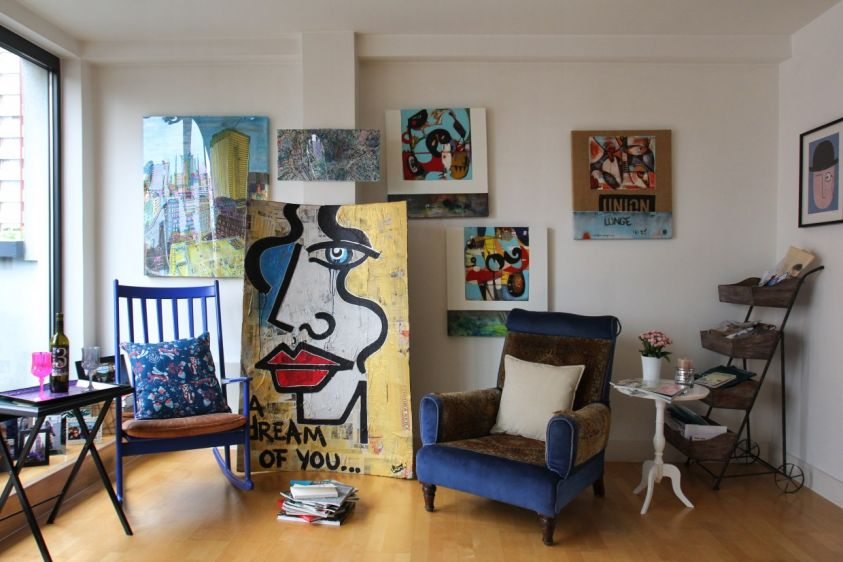 Art Apartments: la street art in mostra negli appartamenti di Londra