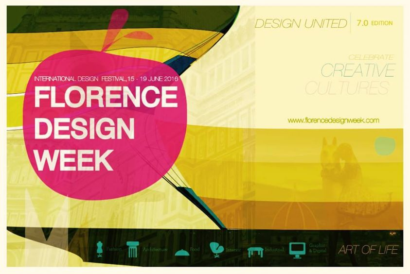 Florence Design Week 2016: il tema è Design United