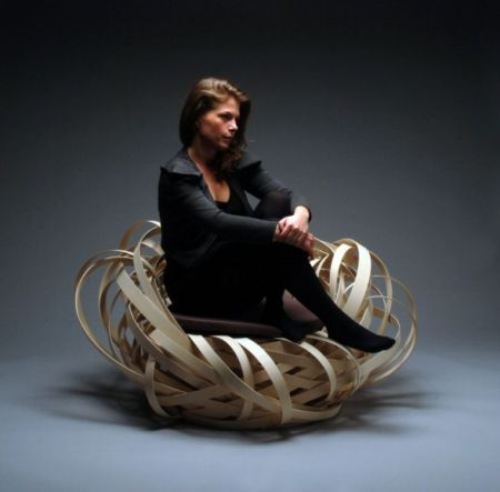 Nest Chair di Nina Bruun