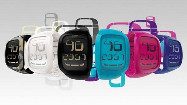 swatch modello touch
